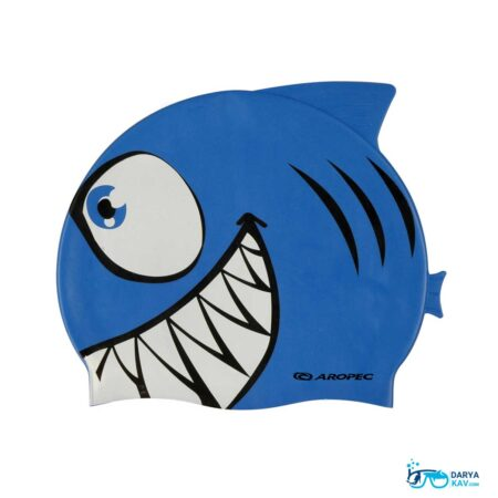 کلاه شنا بچگانه Aropec Shark Kids