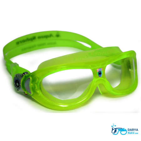 عینک شنا بچگانه لنز شفاف Aqua Sphere Seal Kid