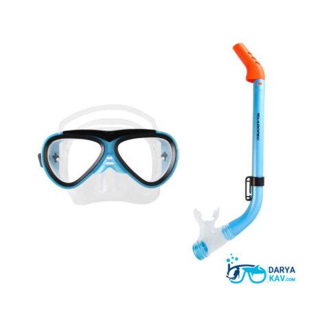 ماسک و اسنورکل شنای بچه گانه آروپک مدل Naughty Kid