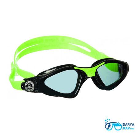 عینک شنا بچه گانه آکوا اسفیر مدل Kayenne JR لنز شفاف