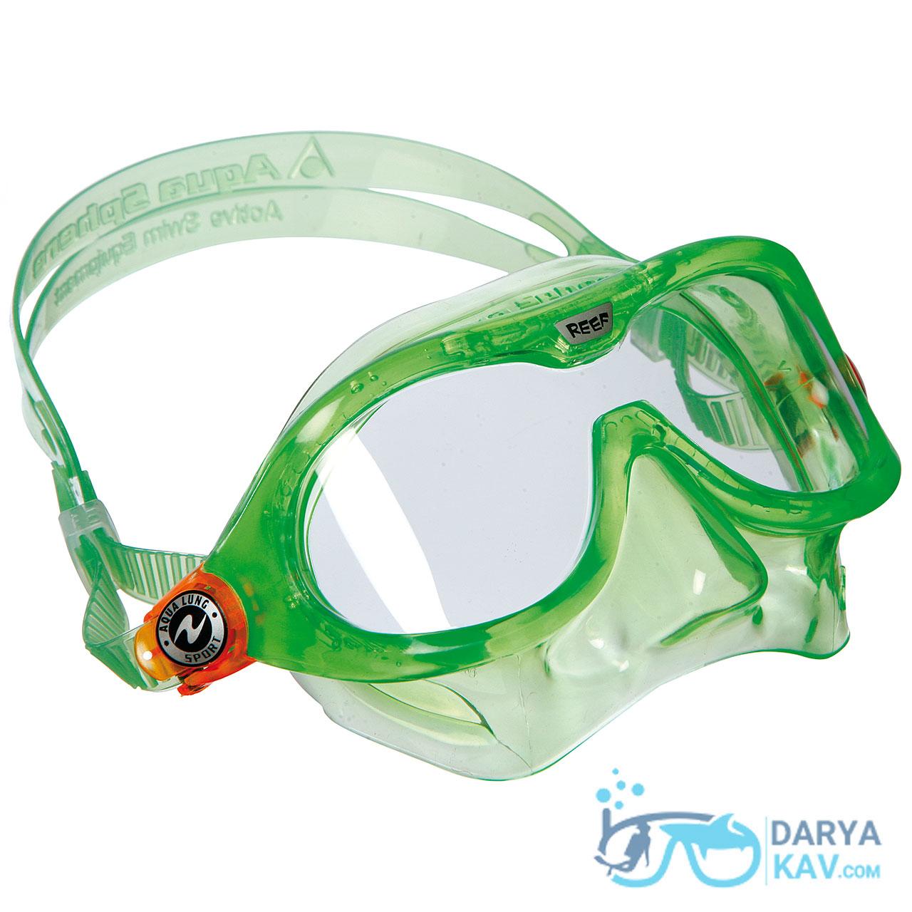 ماسک غواصی بچه گانه Reef DX