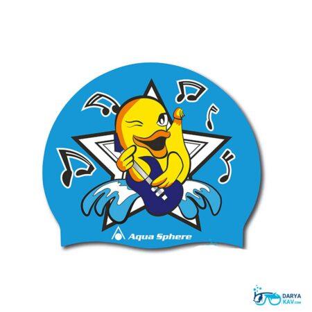 کلاه شنا Aqua Sphere Guitar Duck