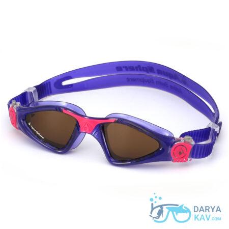 عینک شنا زنانه Kayenne لنز دودی
