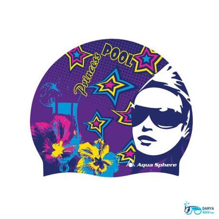 کلاه شنا Aqua Sphere Pool Princess