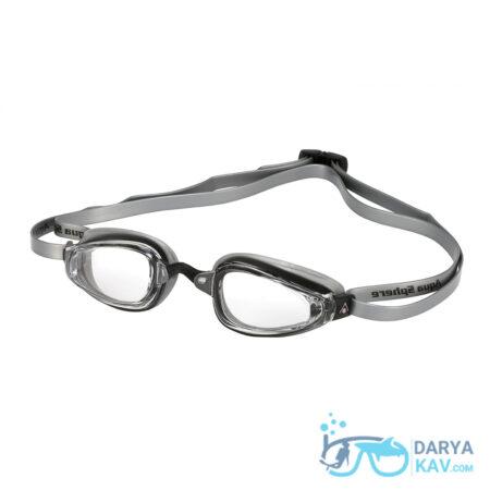 عینک شنا K180 Plus لنز شفاف