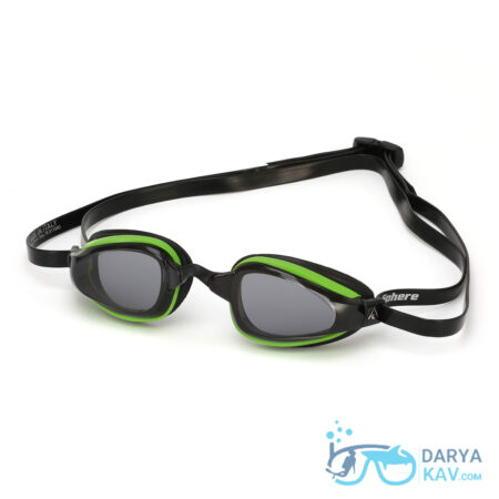 عینک شنا K180 Plus لنز دودی