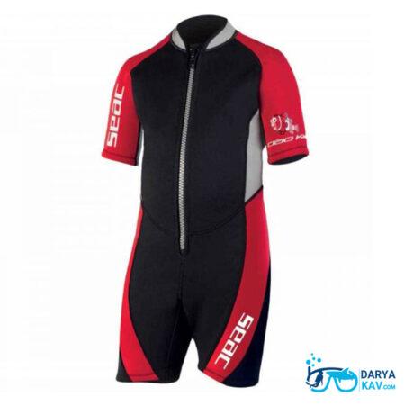 لباس غواصی بچگانه SEAC CIAO KID 2.5MM