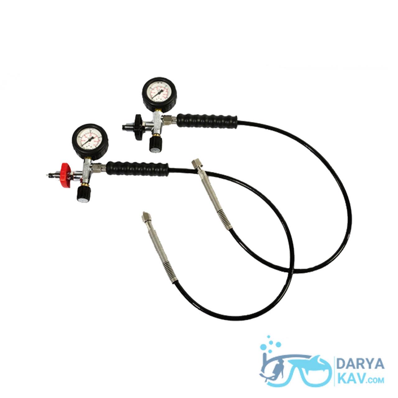 شلنگ شارژ سیلندر فشار قوی