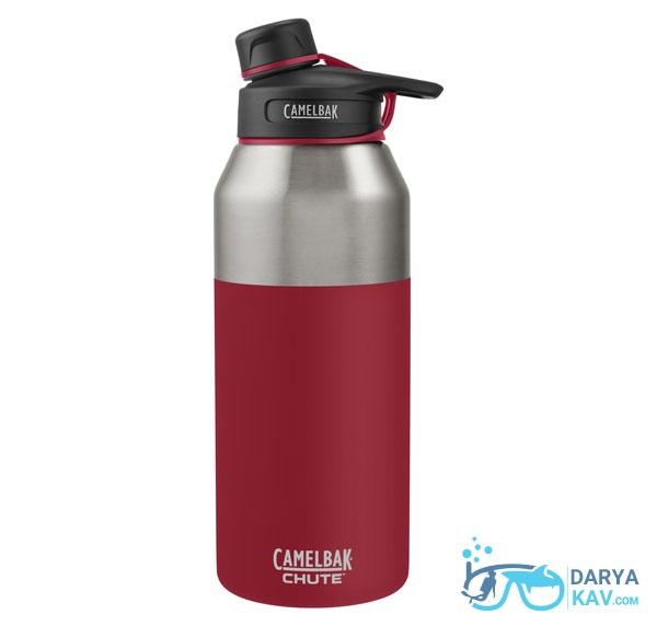 قمقمه کمل بک مدل Chute Vacuum Insulated Stainless