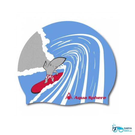 کلاه شنا Aqua Sphere Surf Shark