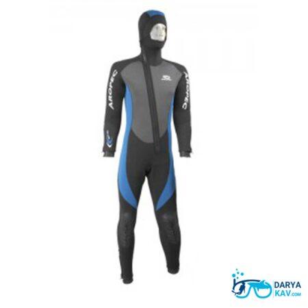 لباس غواصی Aropec Semi Dry Suit 5mm