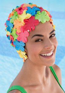 کلاه شنا زنانه - دریا کاو