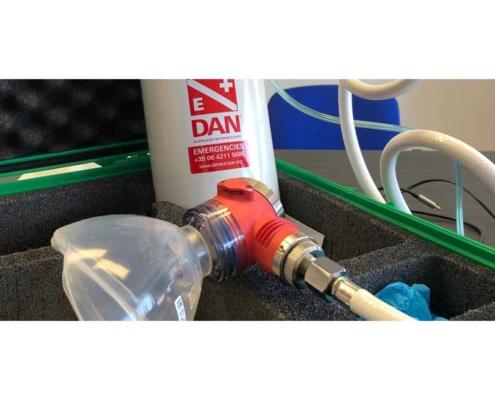 کمک های اولیه با اکسیژن