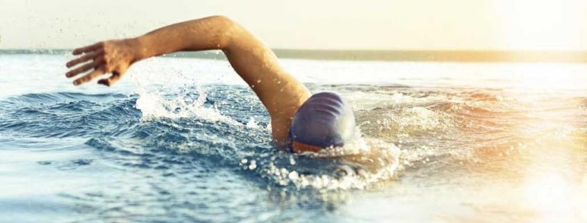 چگونه شنا کنیم که لاغر شویم؟