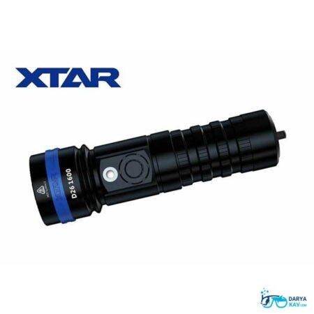 چراغ قوه غواصی XTAR D26