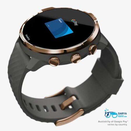 ساعت سونتو Suunto 7 Graphite Copper
